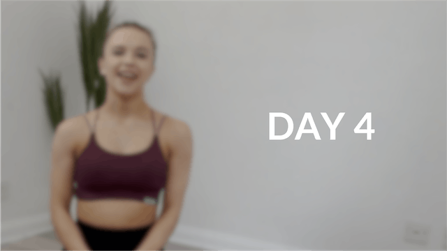 28 day Intro to Pilates | Day 4