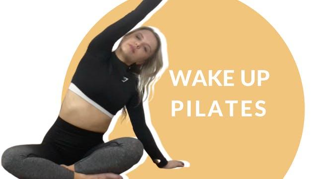 Wake up Pilates | 15 mins