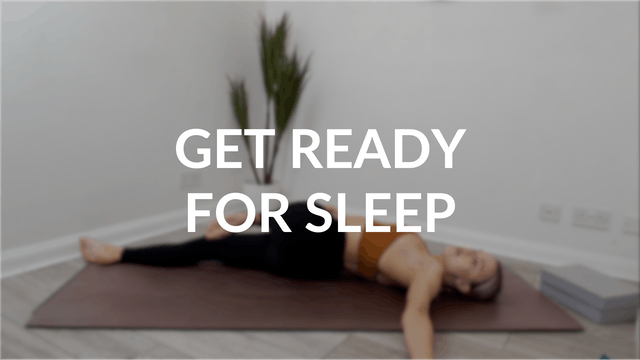 Get ready for sleep | 10 mins