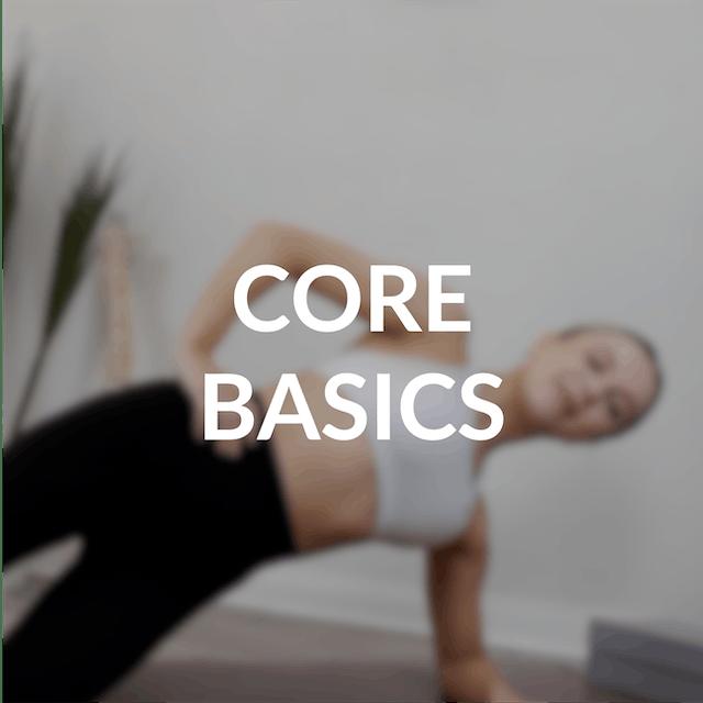 Core basics | 25 mins