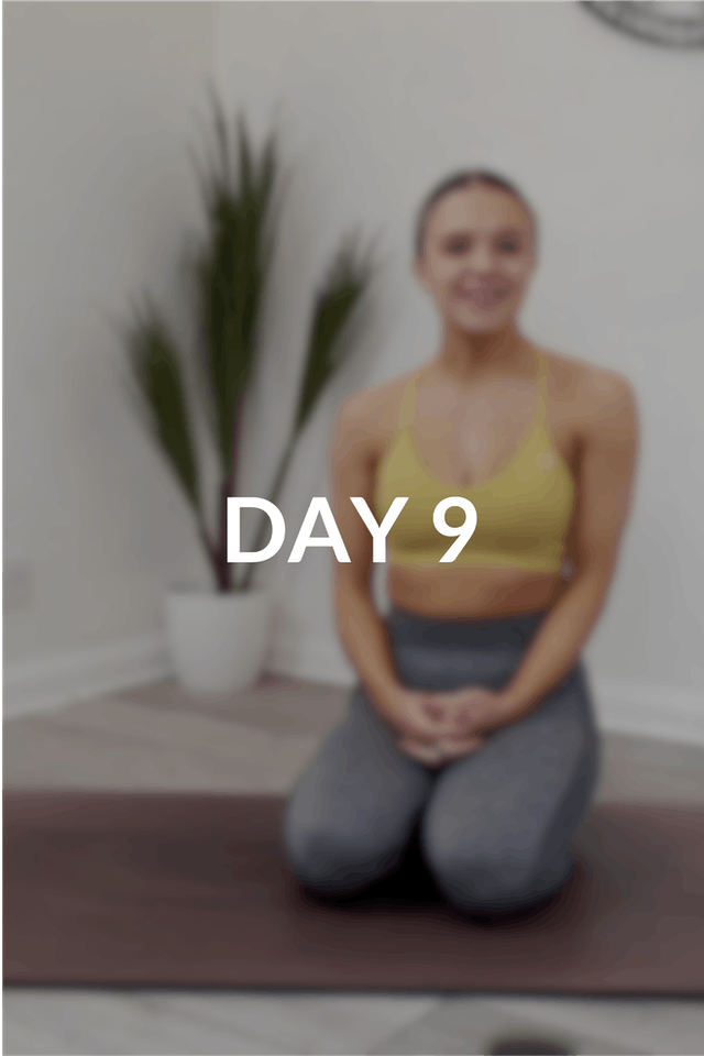 28 day Intro to Pilates | Day 9
