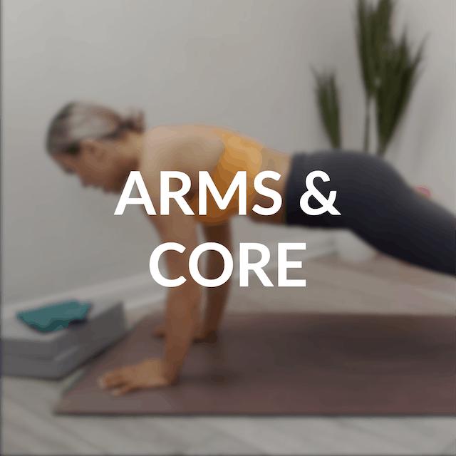 Arms & Core | 30 mins