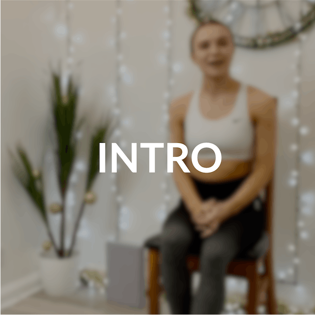 Asthma UK Chair based Pilates | Session 1 - Intro