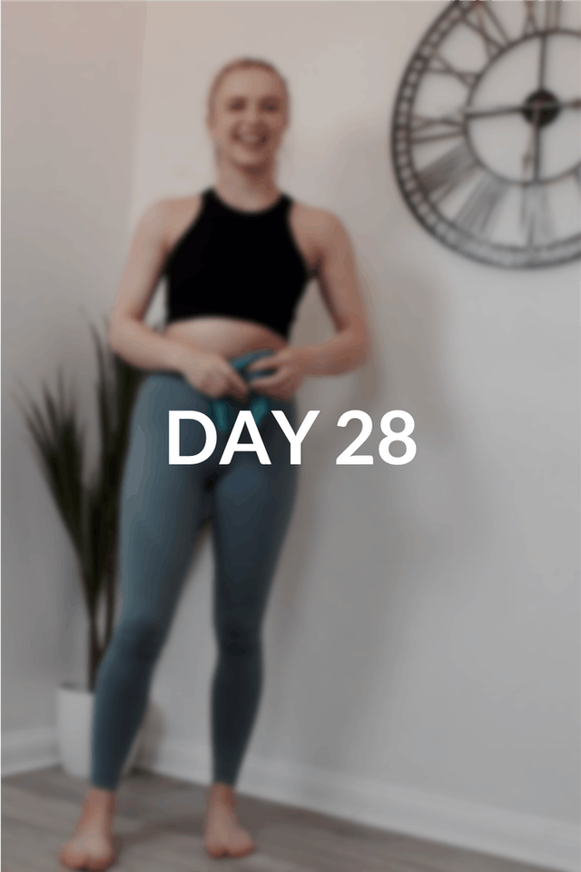 28 Day Intro to Pilates | Day 28