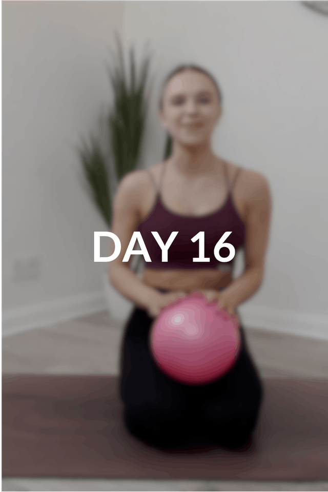 28 day Introduction to Pilates | Day 16