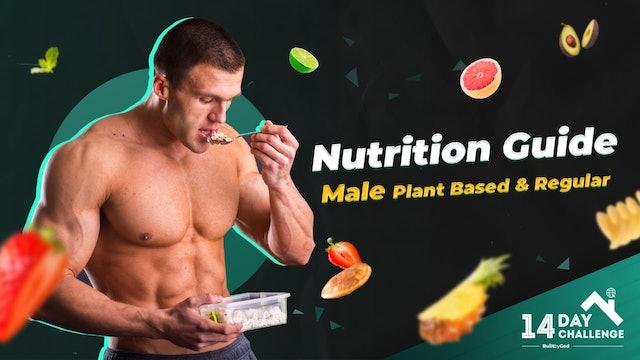 Male Nutrition Muscle Gain Guide