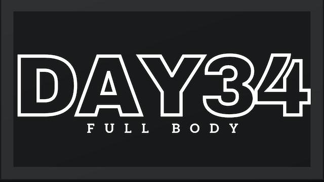 Phase 5 Day 6 - Full Body