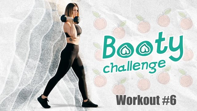 Booty Workout 6