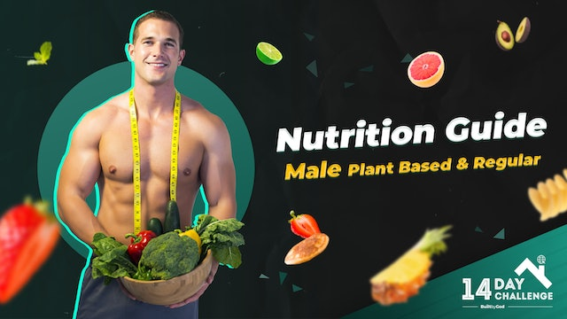 Male Nutrition Guide