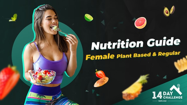 Female Nutrition Guide