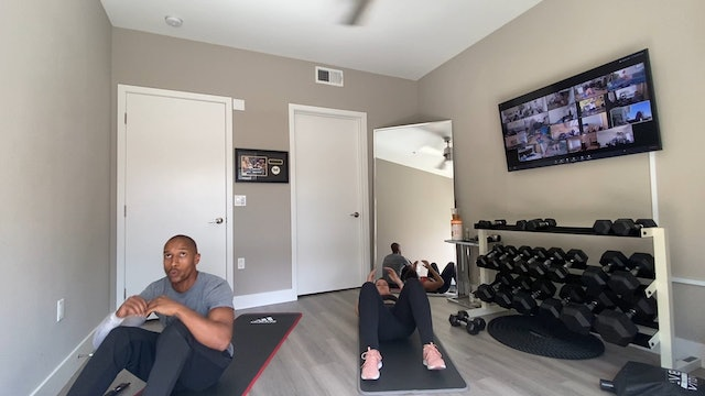 Zoom Class 5/24 - Full Body Workout