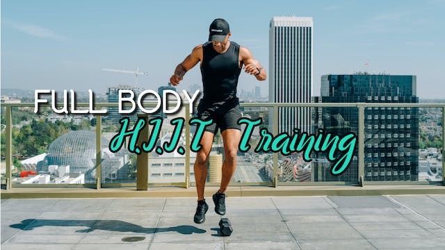 Full Body - HIIT Training