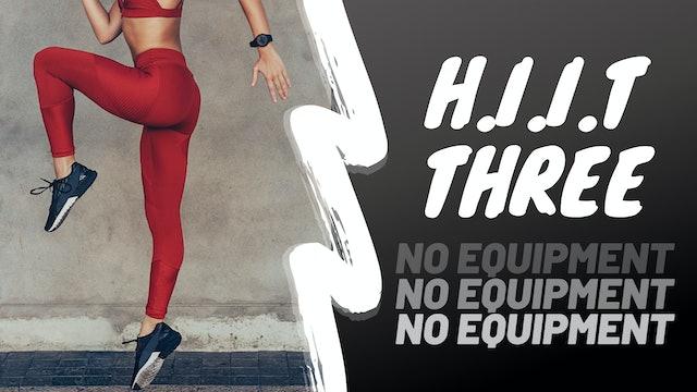 H.I.I.T #3 - Full Body