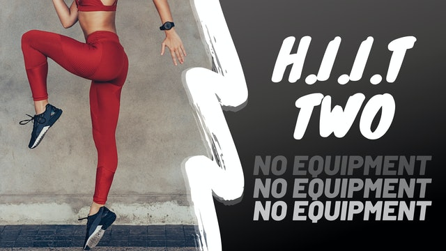 H.I.I.T. #2 - Lower Body