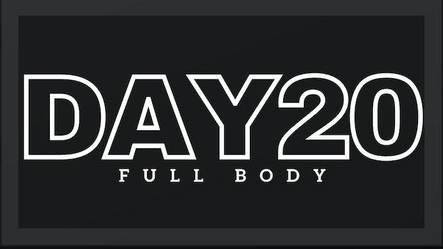 Phase 3 Day 6 - Full Body