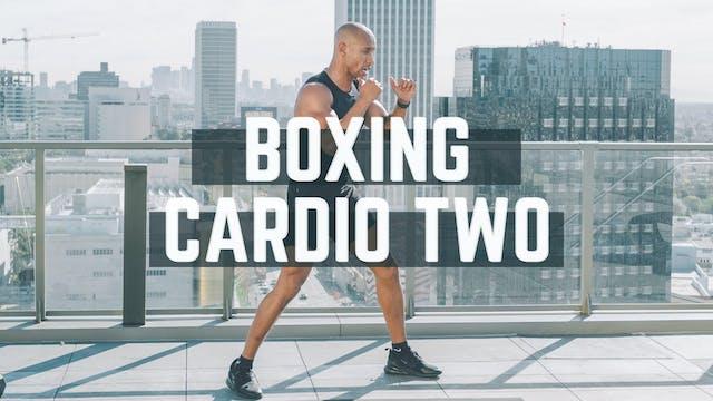 Boxing Cardio Two