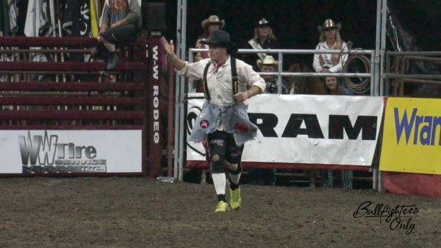 2016 BFO Sioux Falls - Ross Hill - Round 2