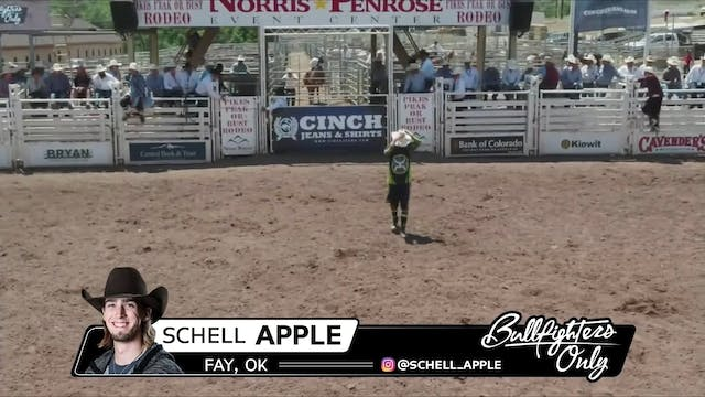 2018 CO Springs Short Round - Schell ...