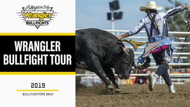 2019 Wrangler Bullfight Tour