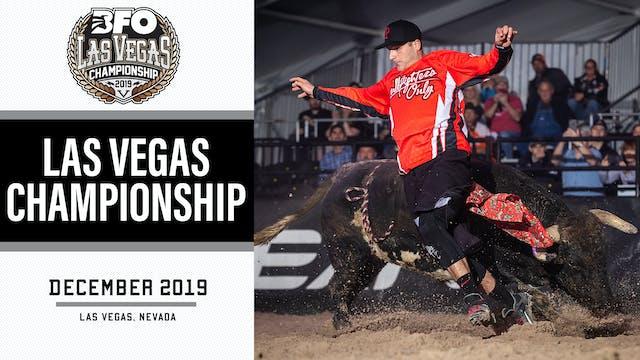 2019 BFO Las Vegas Championship