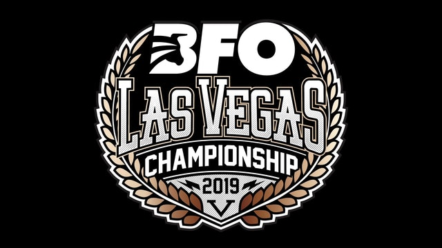 BFO Las Vegas Qualifier - Finals