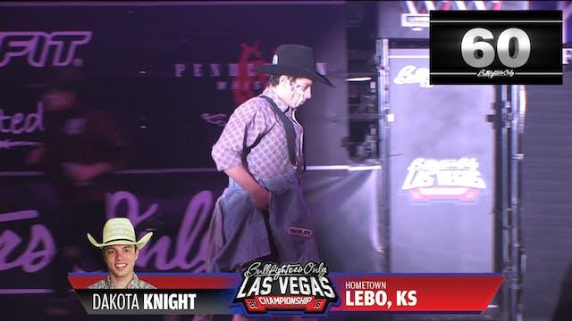 Dakota Knight - 2016 BFO Vegas Wildcard