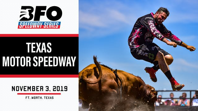 2019 Speedway Series - Texas
