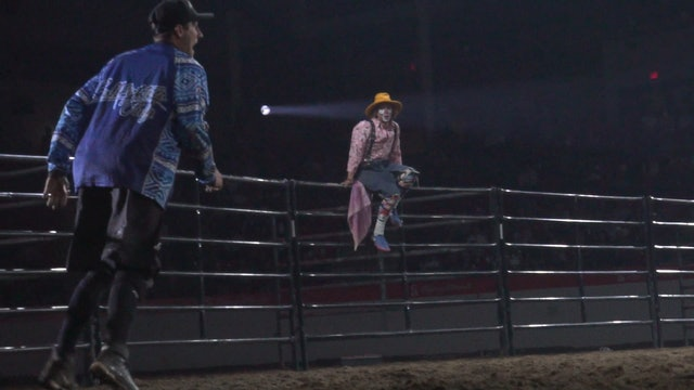 2019 Bulls After Dark - Mercer Slo-mo (Day 1)