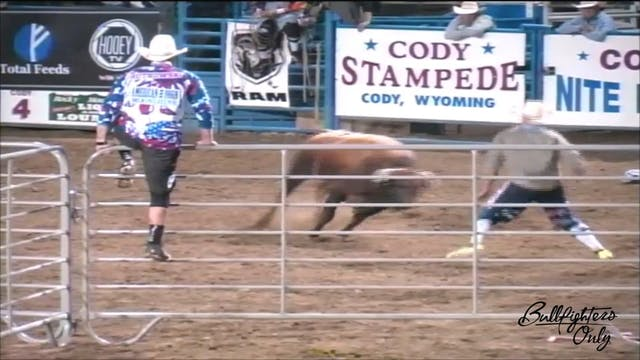 2016 Cody Stamped - Dusty Tuckness
