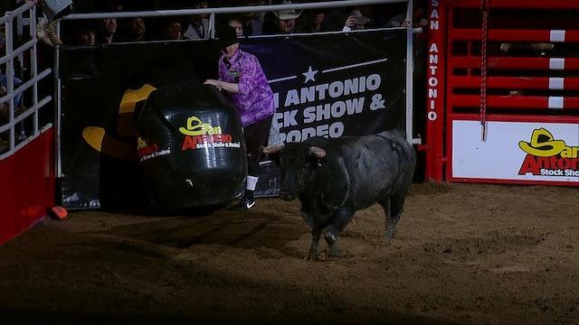 2019 BFO San Antonio Rodeo - SECTION 1 (Alt. Angle 2)