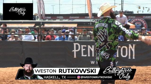 Charlotte Motor Speedway - Weston Rutkowski