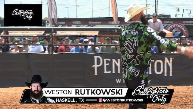 Charlotte Motor Speedway - Weston Rut...