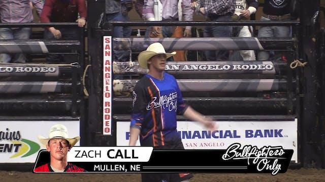 Zach Call - 2017 BFO San Angelo