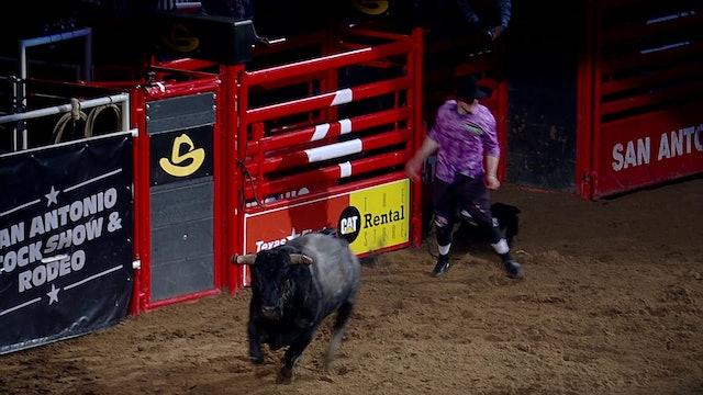 2019 BFO San Antonio Rodeo - SECTION 1 (Alt. Angle)