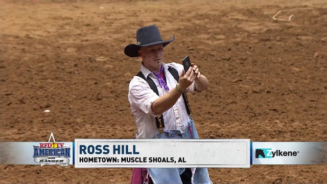 '16 American Semi-Final - Ross Hill
