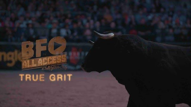 BFO True Grit