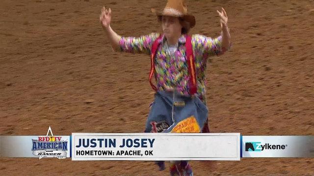 '16 American Semi-Final - Justin Josey
