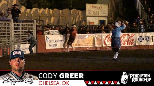 2016 BFO Pendleton - Cody Greer