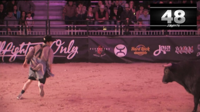 Dakota Knight (Re-fight) - 2016 BFO Vegas Wildcard