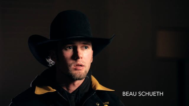 Beau Schueth interview