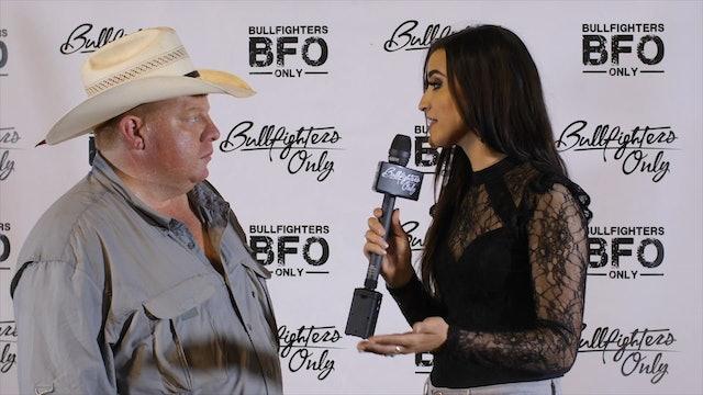 Brett Bull Owner Backstage Interview
