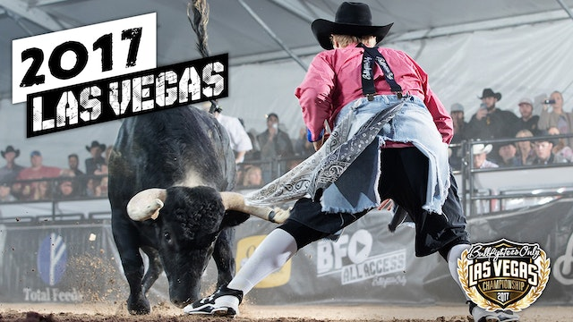 2017 Bullfighters Only Las Vegas Championship