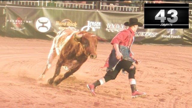 Tanner Zarnetski - 2016 BFO Vegas Pre...