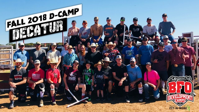 Oct 2018 D-Camp