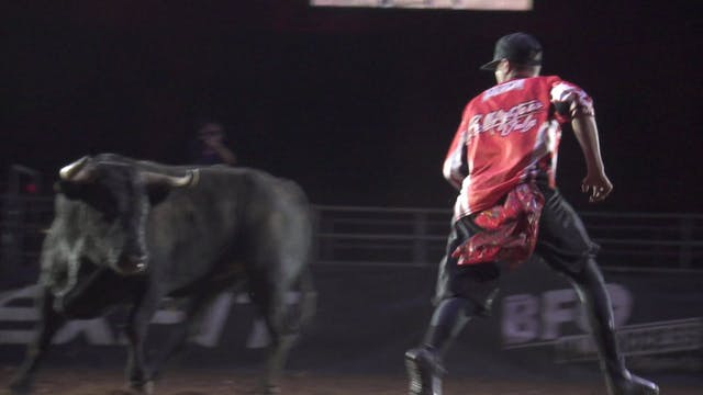 One HOT Bullfight 2019 - Aaron Mercer...