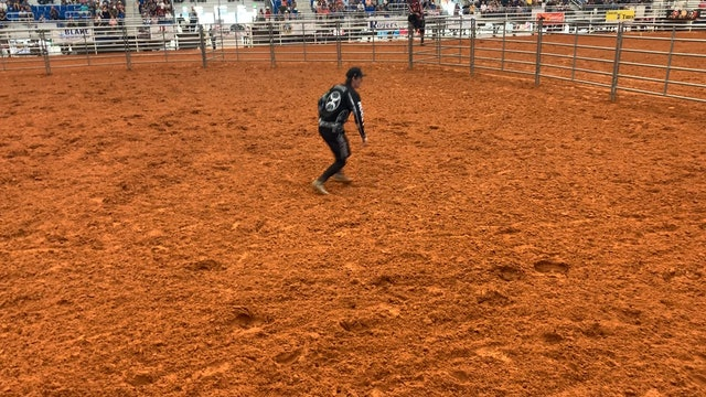2019 Arcadia, FL Wrangler Bullfights Day 2 - Chance Moorman