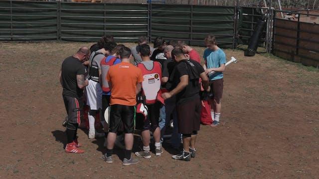 Uvalde D Camp Day 1 2020