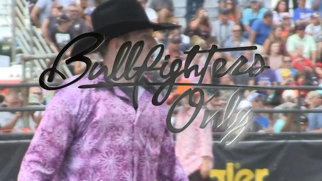 Winning Bullfight - BFO Charlotte - Kris Furr
