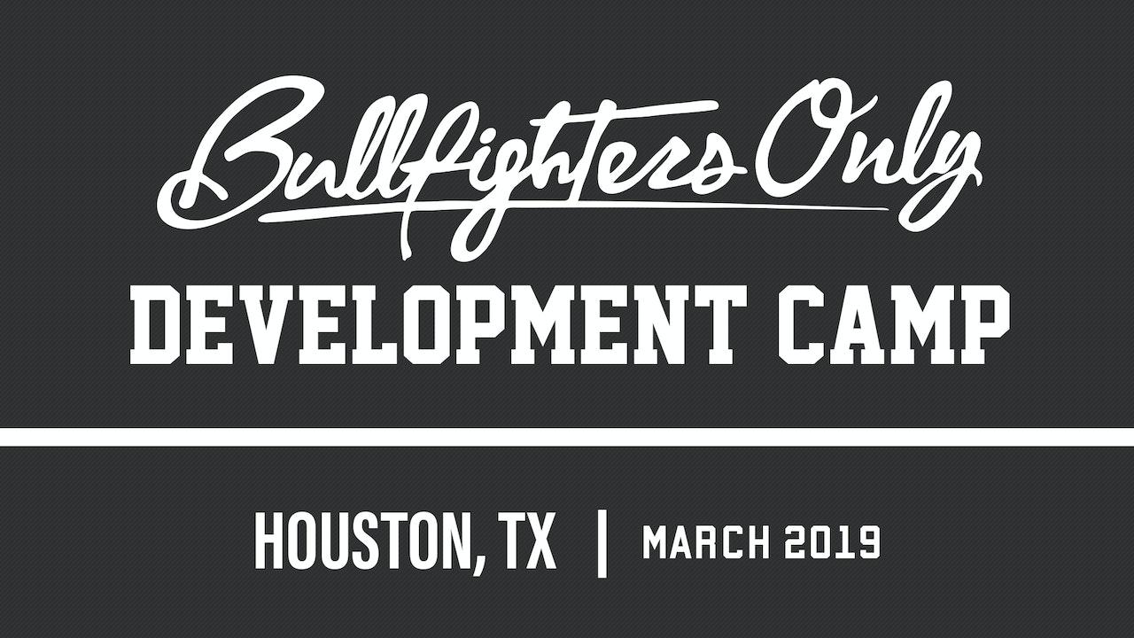 Houston D-Camp 2019