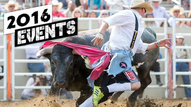 2016 Bullfighters Only Videos